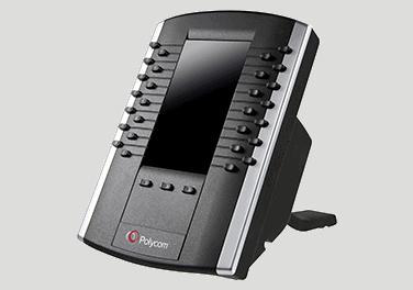 VVX Color Expansion Polycom phones