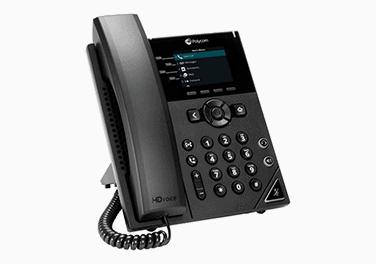 VVX 250 Polycom phones