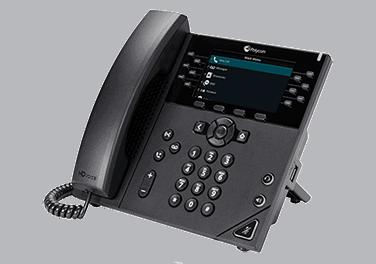 VVX 450 Polycom Phone