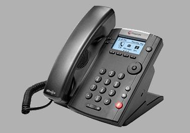 VVX 301 Polycom phone