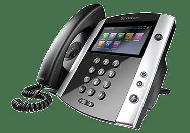 VVX 601 Polycom phones