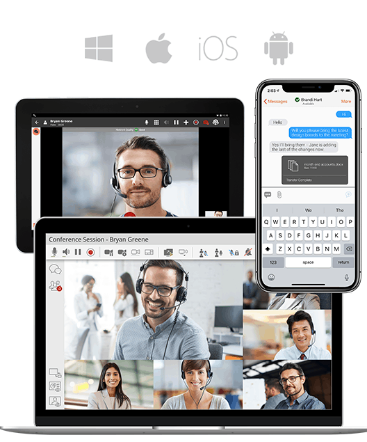 Team Collaboration Across All Devices - nCloud Connect