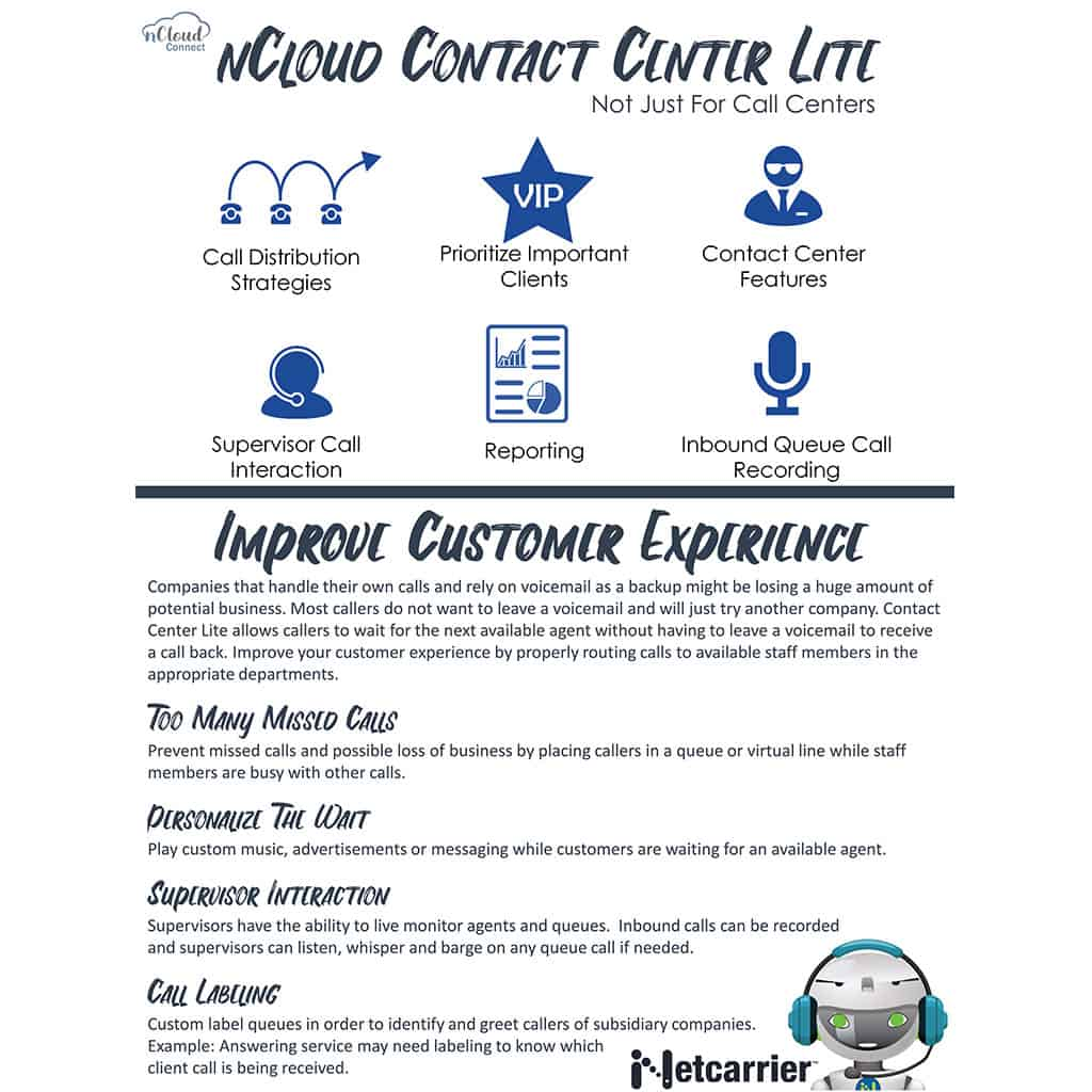 nCloud Contact Center Lite