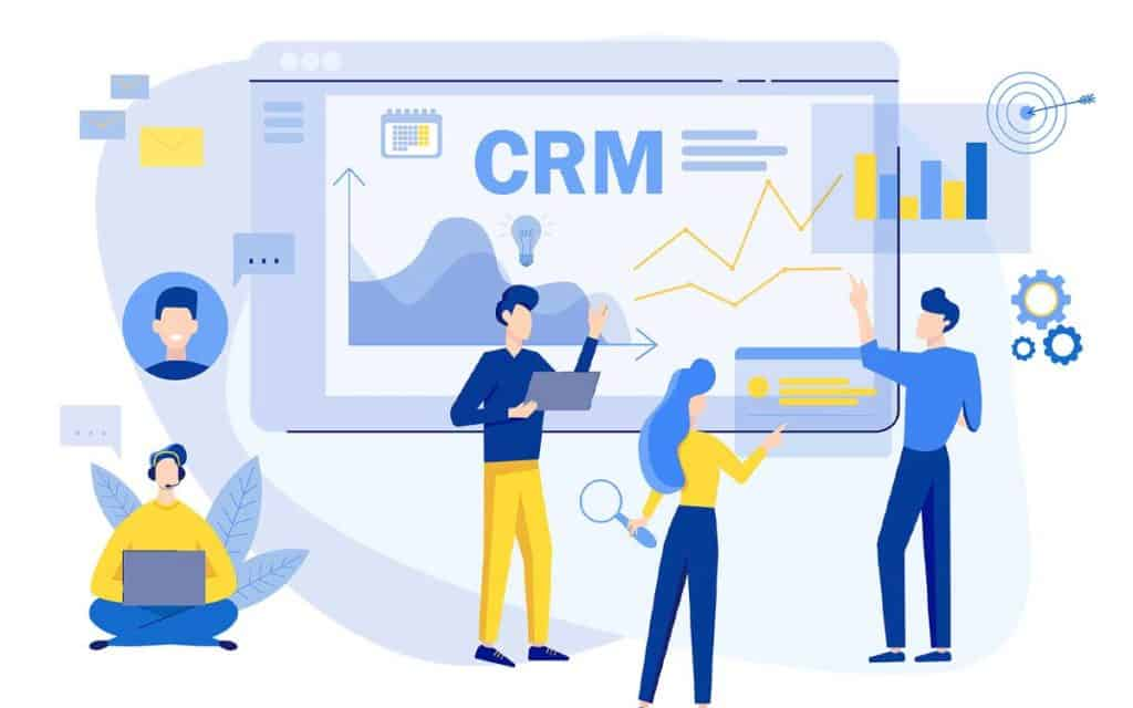 Benefits of a CRM